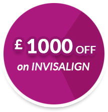 invisalign braces London offer